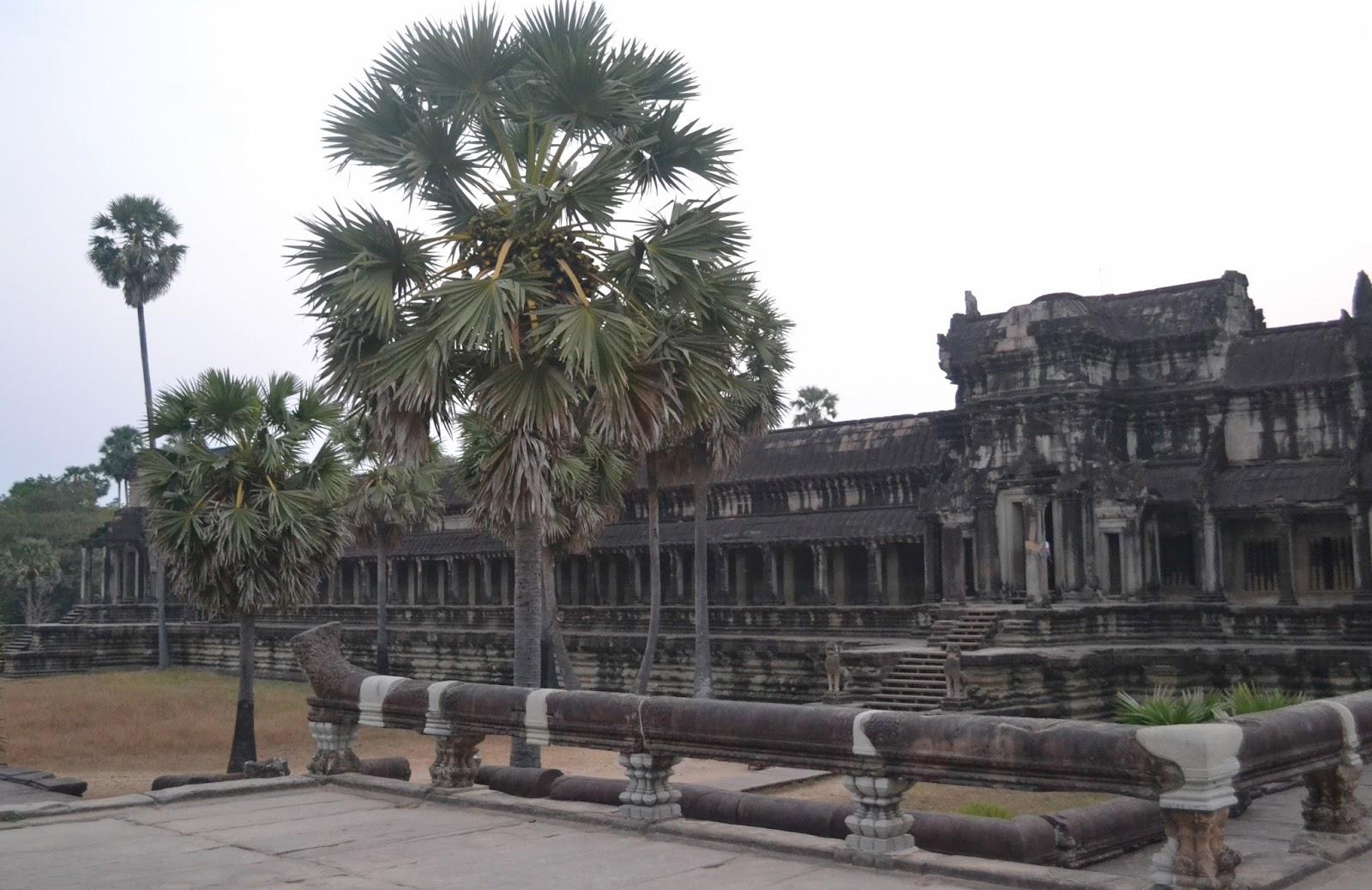 Angkor Wat Temples Siam Reap Cambodia