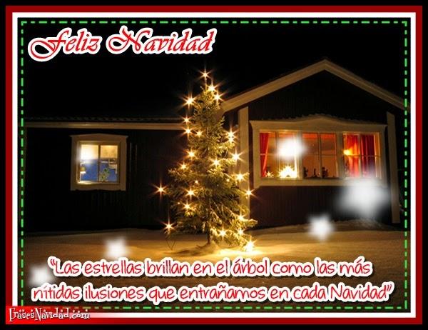 Año nuevo- cartas bellas de navidad