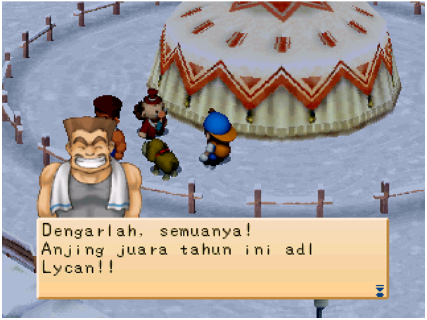 Resep Harvest Moon Back To Nature Bahasa Indonesia