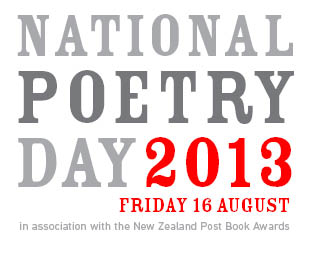 Poetry day logo 2013