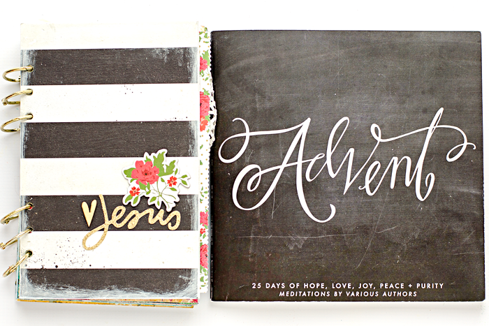 Advent Art Worship Journal Round Up | Days 18-25 | Naptime Diaries Advent Devotional