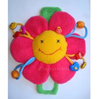 Игрушки, Скрапбукинг, Развивающие игрушки, Цветы из ткани