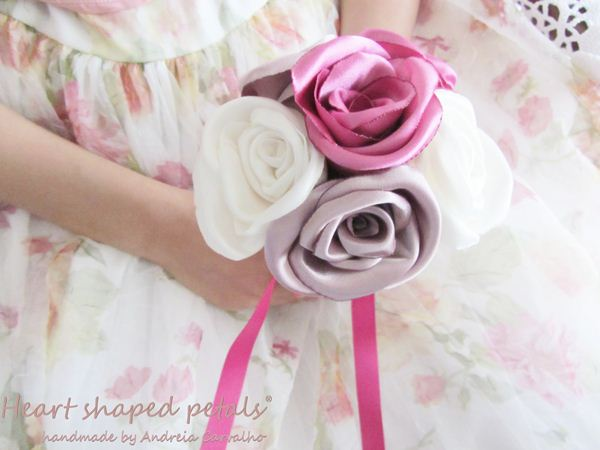 Rose bouquet in pink