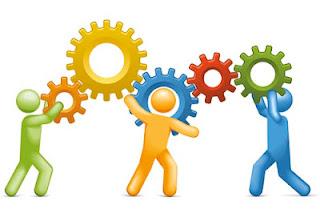 Revit phải làm việc theo nhóm (team-work)