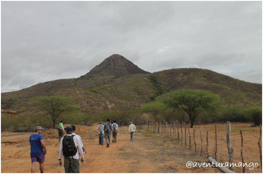 Subida ao Pico do Cabugi