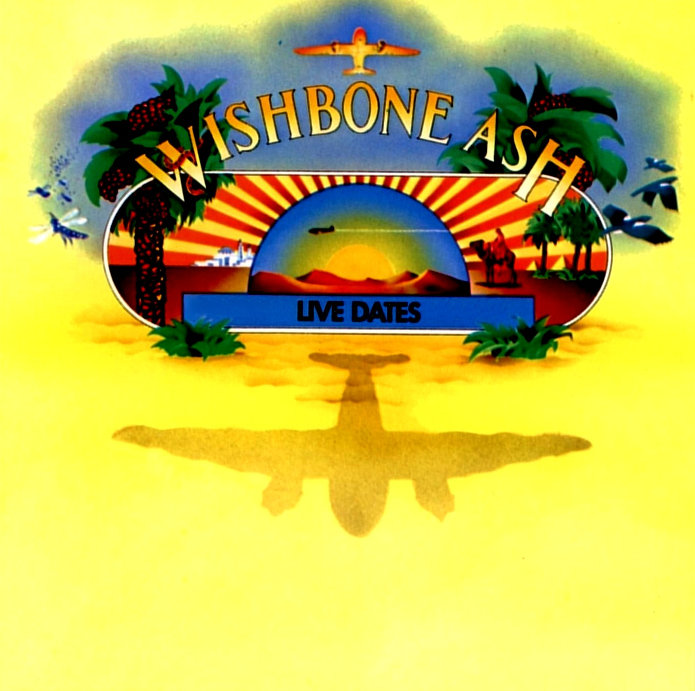 Wishbone Ash - Live Dates Volume Two - Additional Tapes