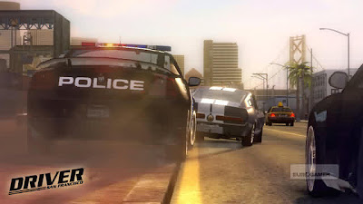 Driver San Francisco is PC Game like GTA