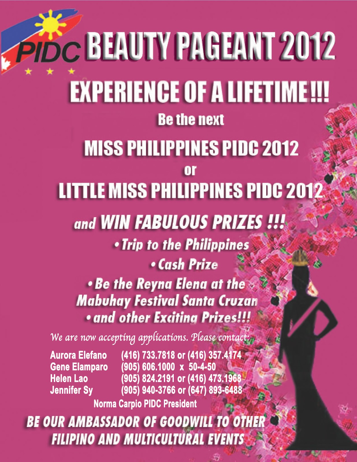 an uncomplicated mind shameless subculture time again for filipino beauty pageants in metro toronto courtesy of the philippine independence day council pidc click image to view money issues