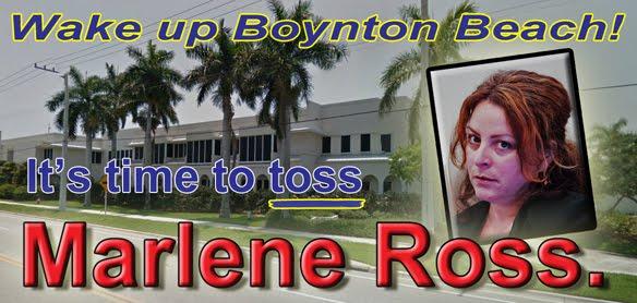 Stop Marlene Ross
