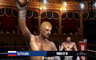 Real Boxing v1.4.1 for Android