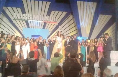 Miss Mondo Italia World Italy 2012 Jessica Bellinghieri