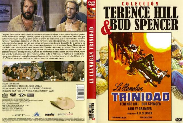 Le Llamaban Trinidad Dvd