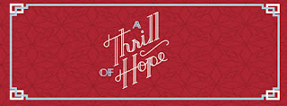 Thrill of Hope - Red