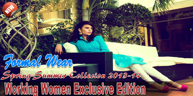 Working Women Spring-Summer Collection 2013-14