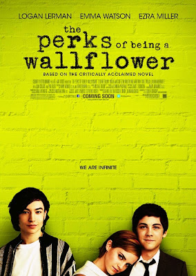 perks of being a wallflower movie poster