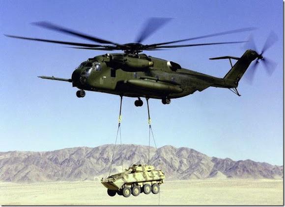5 -  Sikorsky CH-53E Super Stallion