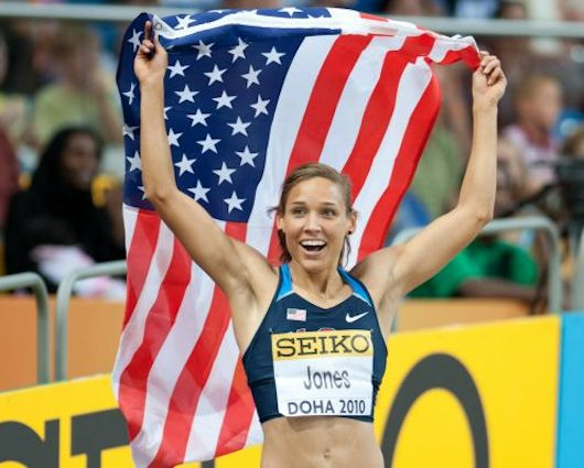 Lolo Jones Hot