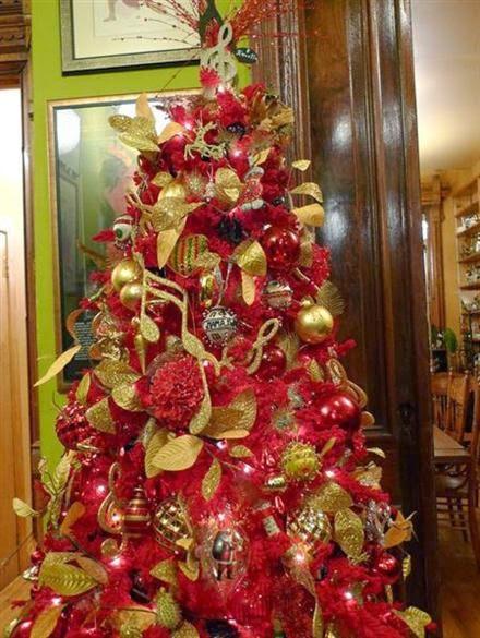 imagen de árboles para navidades