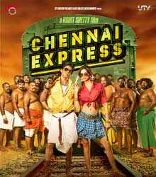 Chennai Express Cast and Crew