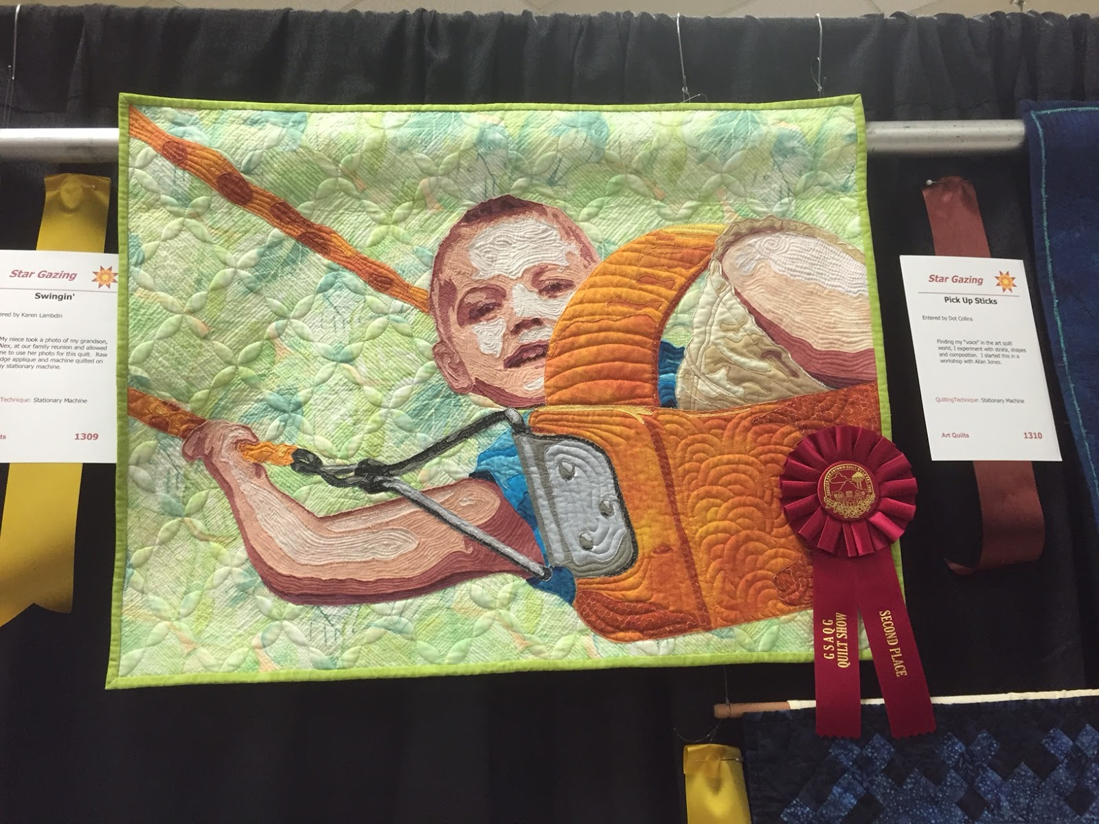 Innocent Until Proven Quilty: Greater San Antonio Quilt show : greater san antonio quilt guild - Adamdwight.com
