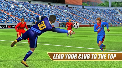 Real Football 2013 Apk Data 1.0.7 Modded Unlimited Gold Money