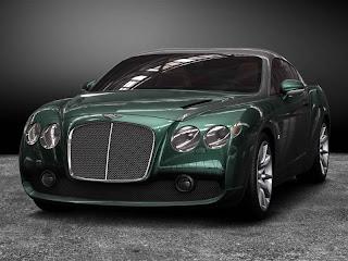 Zagato Bentley Continental GTZ