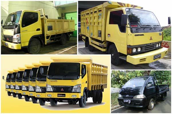 jasa pengiriman angkutan truk