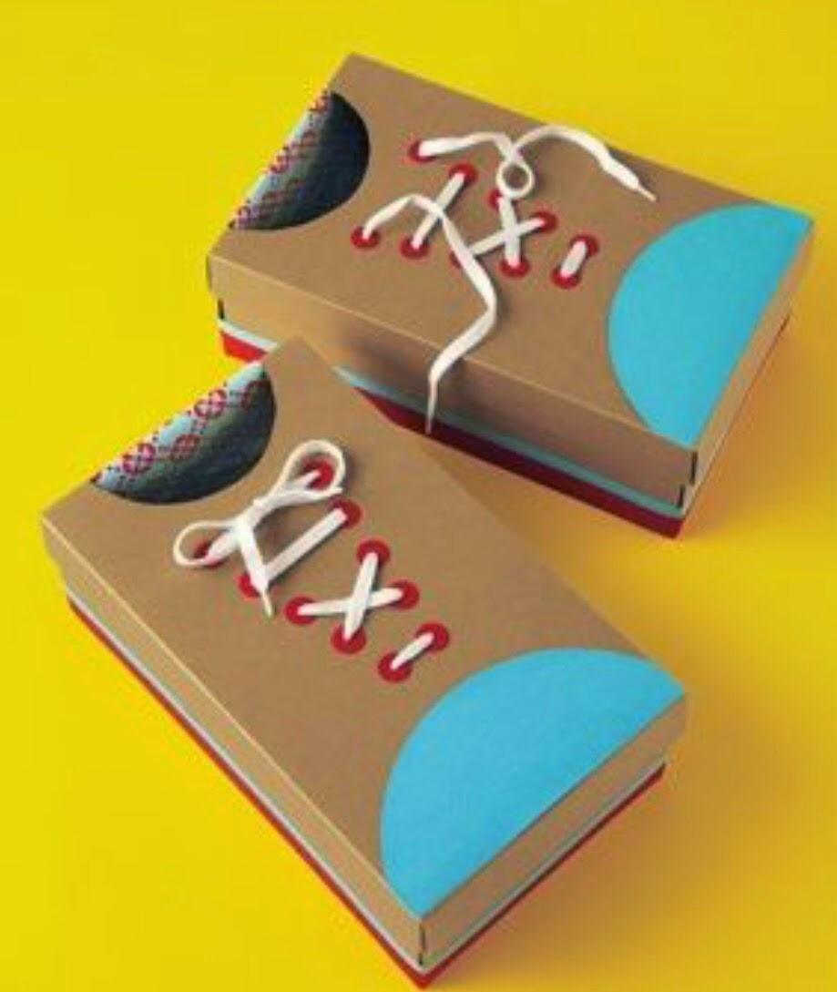 Поделки из обувной коробки