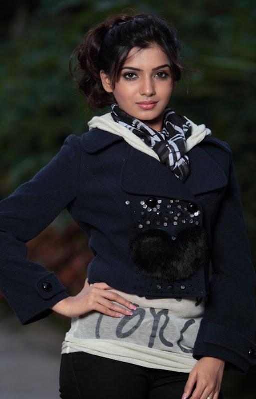 Actress Samantha New Photo Shoot cleavage
