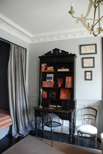 Boiserie & c.: miniappartamento monolocale: 24 mq a parigi