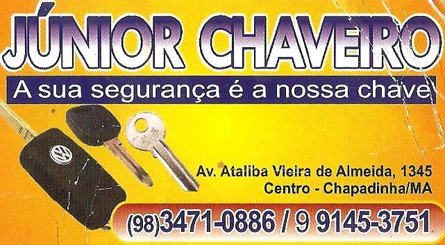JÚNIOR Chaveiro