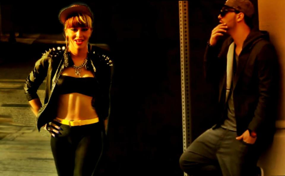 dafina zeqiri dhe ledri tonight shiko videon muzika