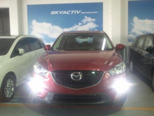 Mazda Show chuyên thay sửa đèn LED mazda CX5 tại nhà| Đèn LED gầm cho Mazda CX5