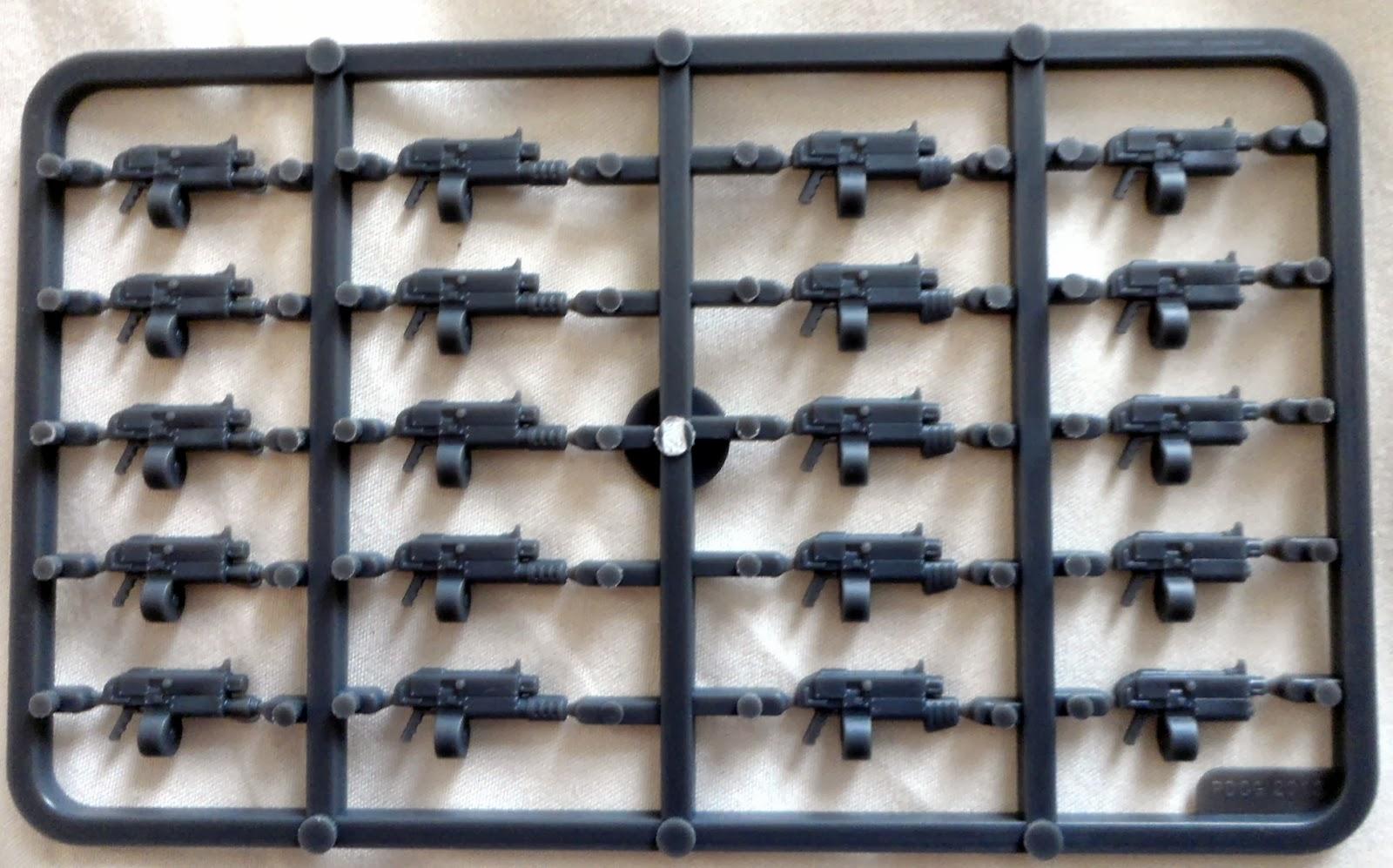 Alternative Heavy Weapons Battery. New UK Plastics Company - PDC Gaming.