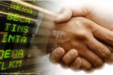 keuntungan investasi saham di pasar modal