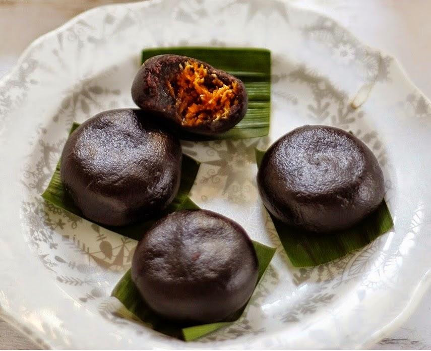 Resep kue bugis, kue bugis enak, kue ketan hitam bugis, cara membuat bugis kue, kue tradisional