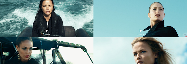 Nomi 4 modelle H&M 2015
