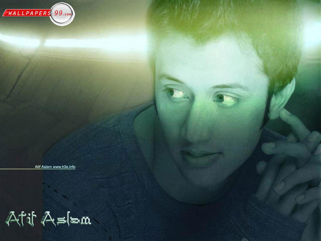 Atif Aslam - Gallery Photo Colection