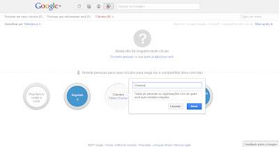 como editar a página de fãs do Google+