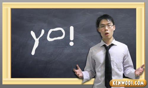 blackboard yo