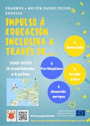 Nuestro proyecto Erasmus +