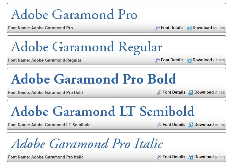 Adobe Font Manager Free Download