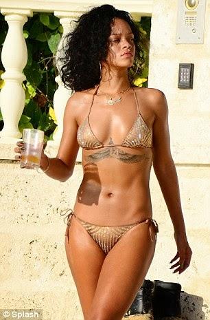 Bikini Rihanna