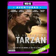 La Leyenda De Tarzan (2016) WEB-DL 720p Audio Dual Latino-Ingles