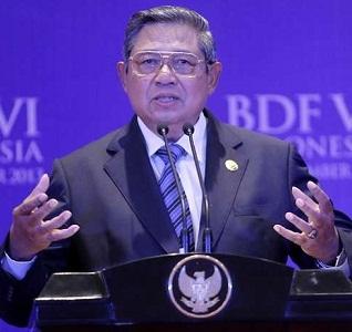 SBY: Kontribusi Indonesia Membuahkan Gencatan Senjata Israel Palestina