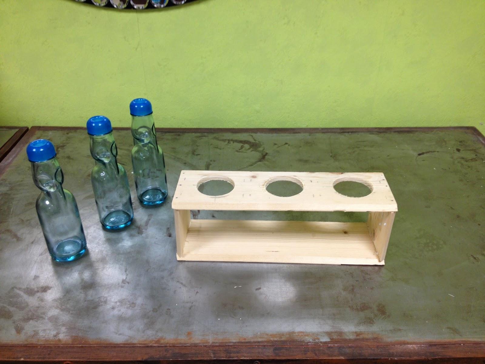 projet cours enfants recyclage bouteille leroy merlin. Black Bedroom Furniture Sets. Home Design Ideas