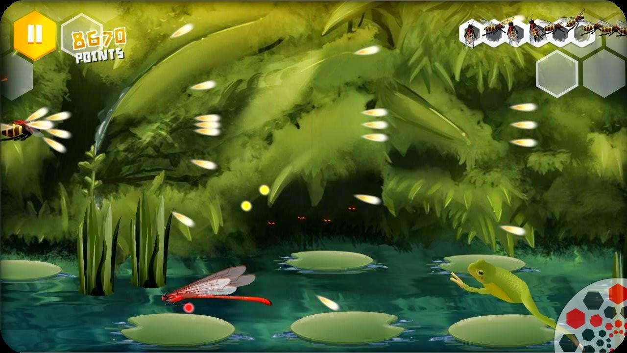 Download Game Beekyr Eco Shoot'em Up