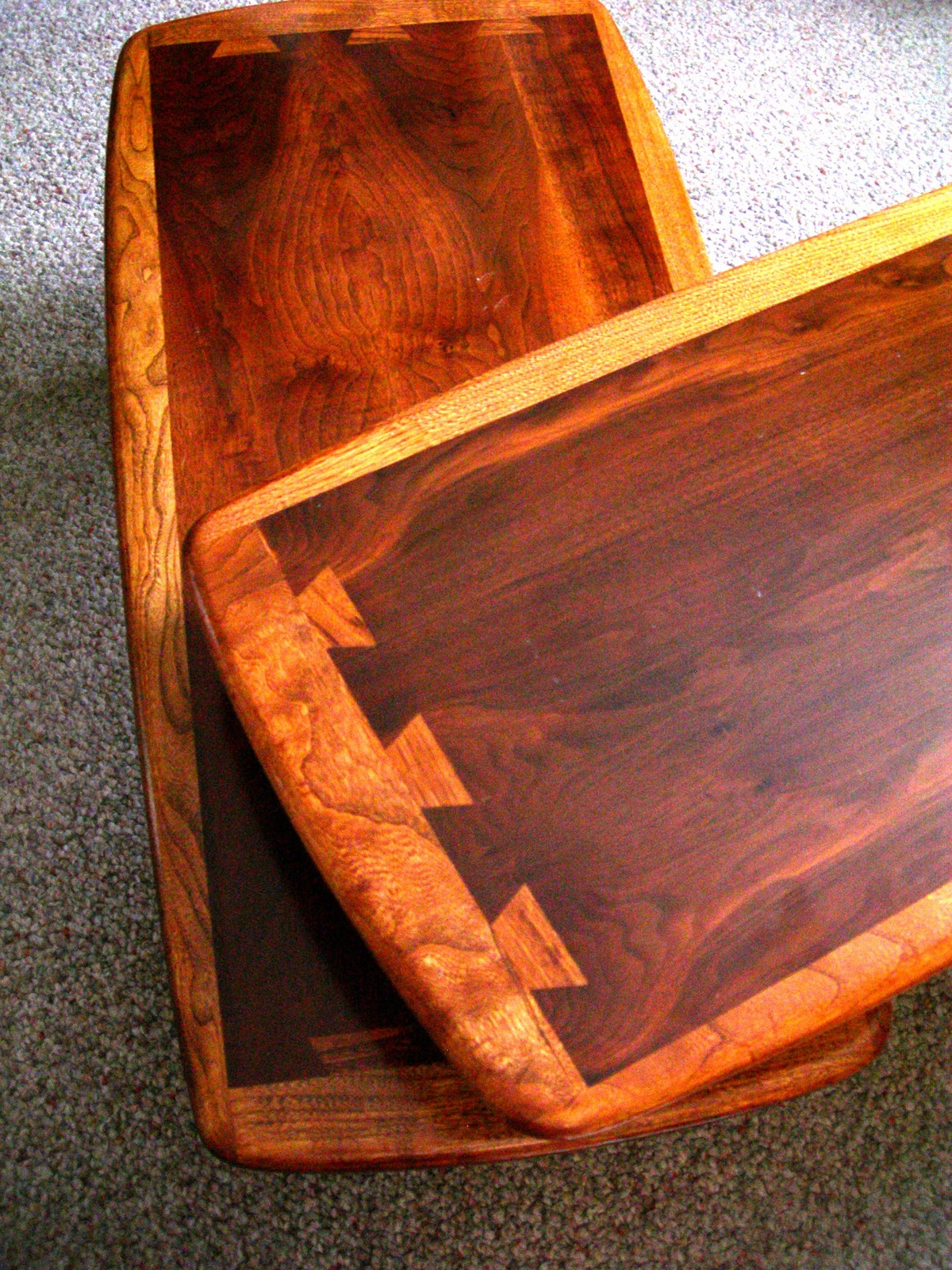 A to Z with Dee Lane Acclaim Surfboard Table