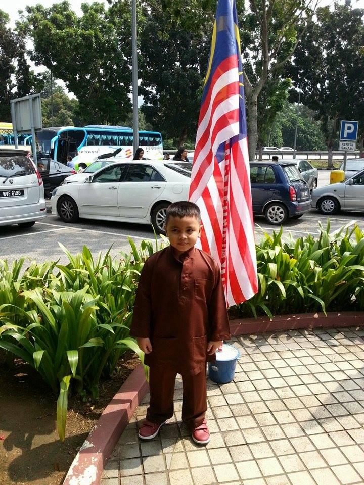 Segmen Irrayan l Hari Malaysia 2015
