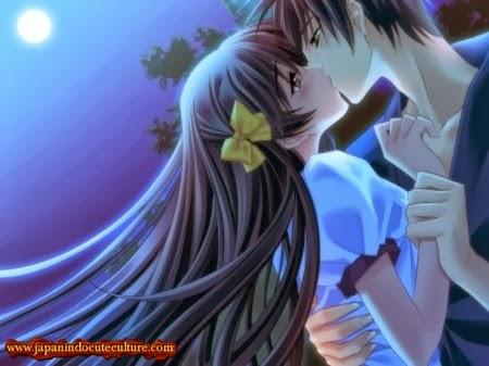 "Romantic kiss I Ciuman Pertama atau ""First Kiss"" Orang Jepang"